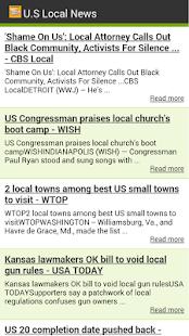 U.S Local News