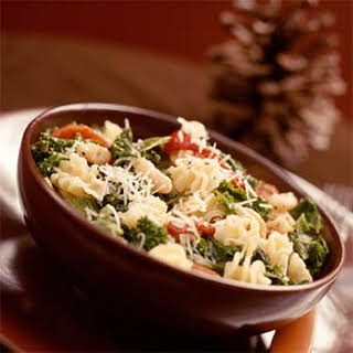 Pasta With White Beans and Kale.