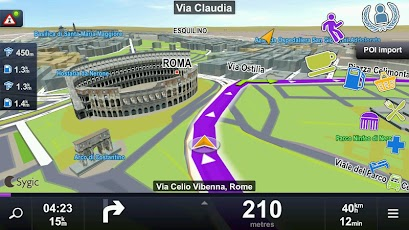 Sygic: GPS Navigation free download for Android | FreeNew