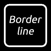 Borderline XTheme - AOSP
