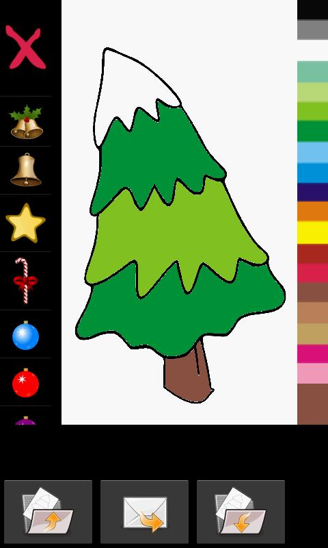 Decorate X-mas Tree - screenshot