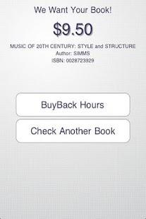 Sell Books UWO- screenshot thumbnail