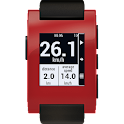 Ventoo for Pebble - Bike GPS icon