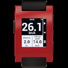JayPS pour Pebble - GPS icon