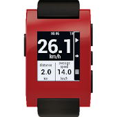 JayPS for Pebble - Bike GPS