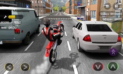 Download Race the Traffic Moto MOD APK 1