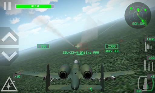 Strike Fighters Attack 2.2.2 APK MOD screenshots 1