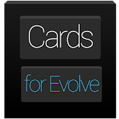 EvolveSMS Theme -BH Cards Dark
