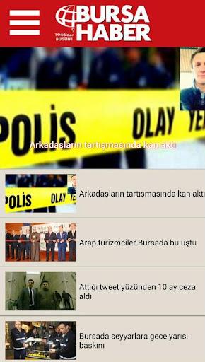 Bursa Haber Gazetesi 1.0
