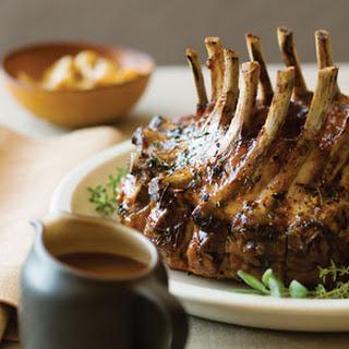 Crown Roast of Pork.