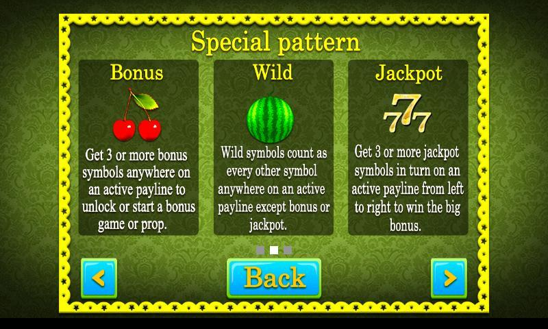 Fruit Slot Saga - screenshot
