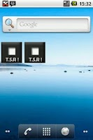 Screenshot of TimeScreamer Revolution Widget