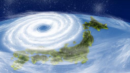 Typhoon-TropicalUnityGameJam作品