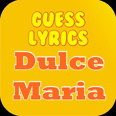 Guess Lyrics: Dulce Maria
