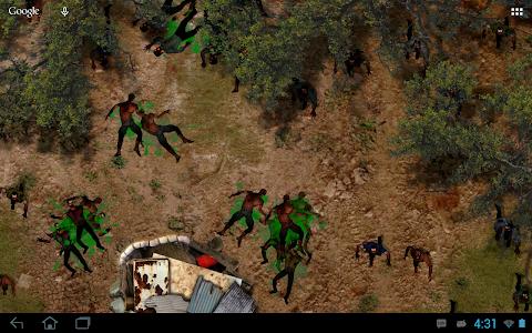 Zombie Horde Live Wallpaper v1.0