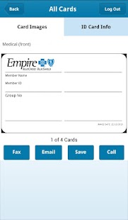 Empire BlueCross BlueShield - screenshot thumbnail
