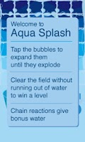 Screenshot of Aqua Splash