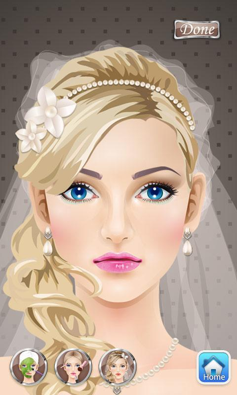 Wedding salon girls games android apps on google play for 6677g com fashion salon