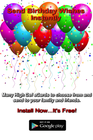 Birthday Wishes Messenger