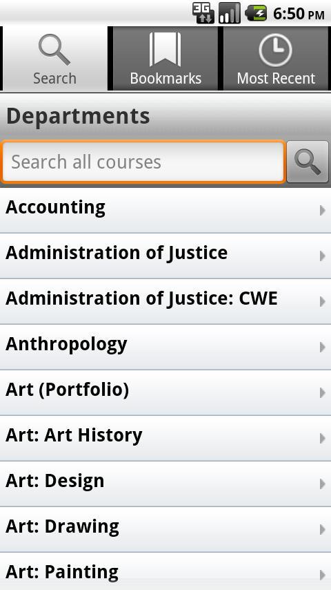 IVC Mobile- screenshot