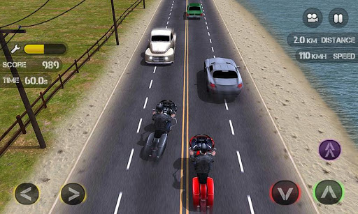 Download Race the Traffic Moto MOD APK 2