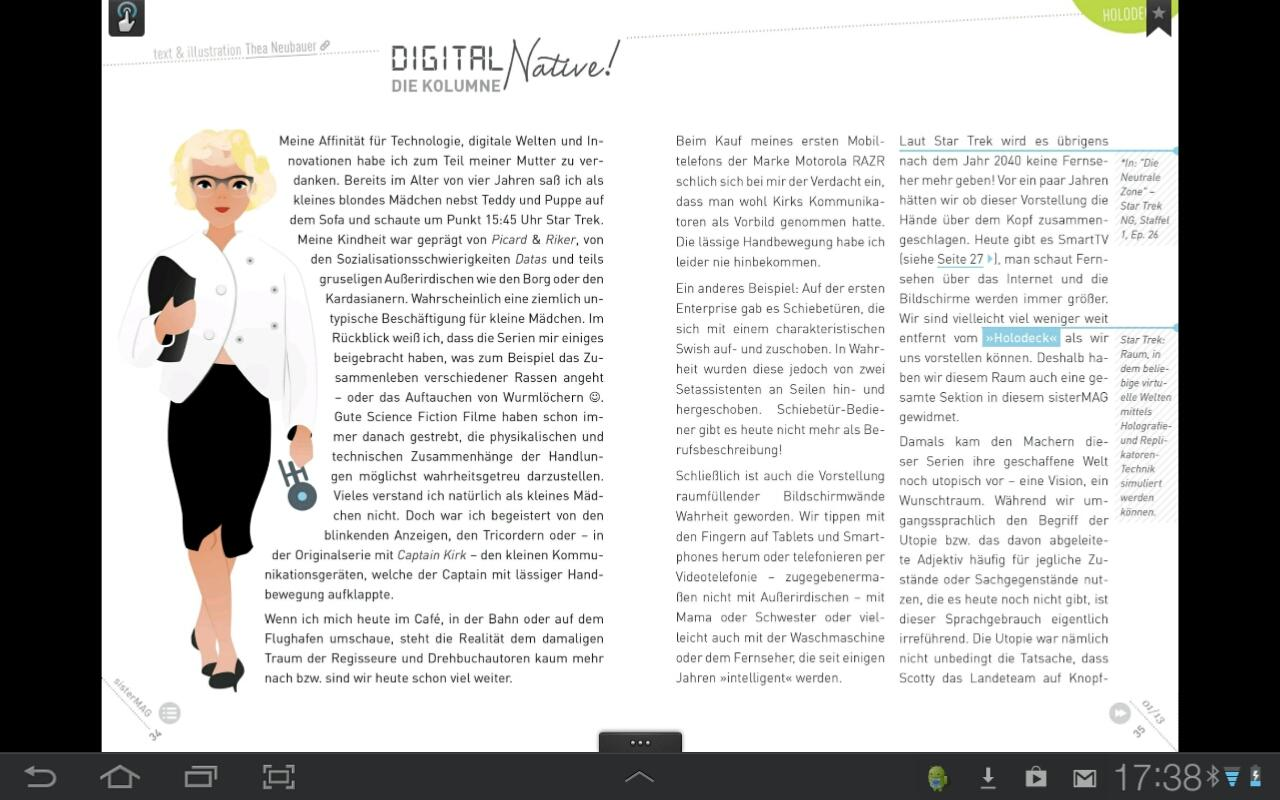 sisterMAG - screenshot