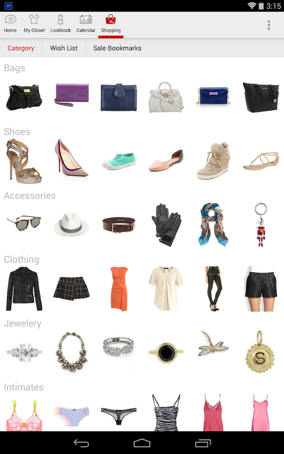 STYLICIOUS - Closet Organizer - screenshot