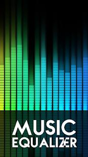 音樂均衡器和音量