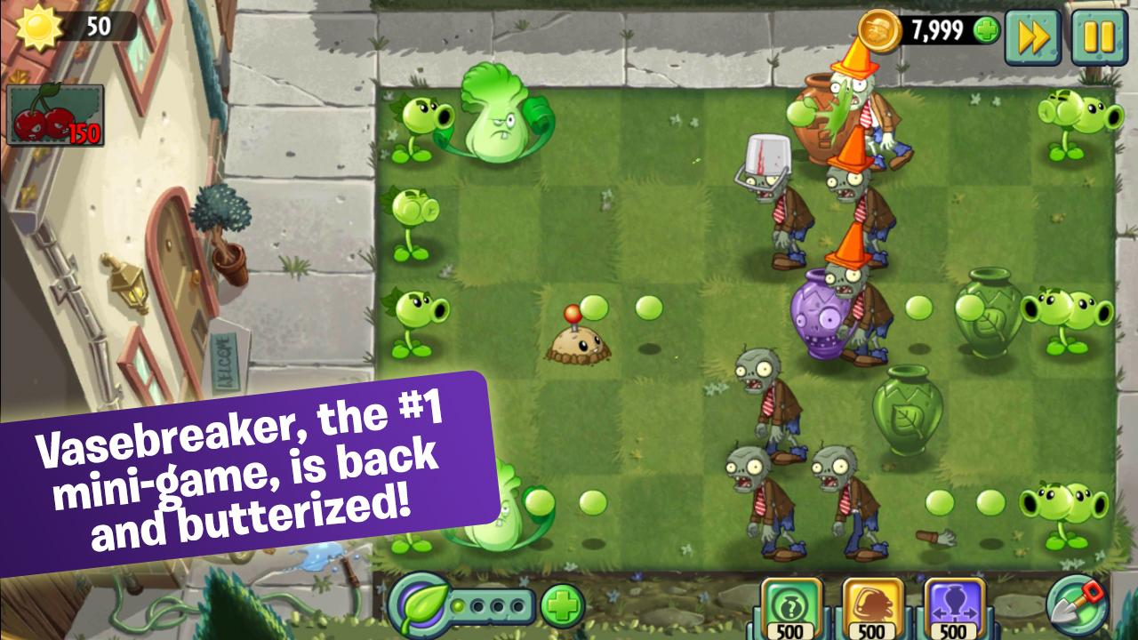 Plants vs. Zombies™ 2- screenshot