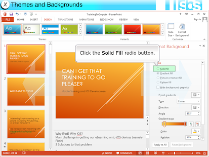 EasyGuides for PowerPoint 2013- screenshot thumbnail