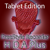FreeStyle Recorder Plus Tablet