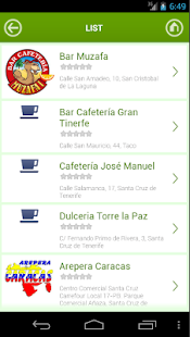 Tenerife y Restaurantes - screenshot thumbnail