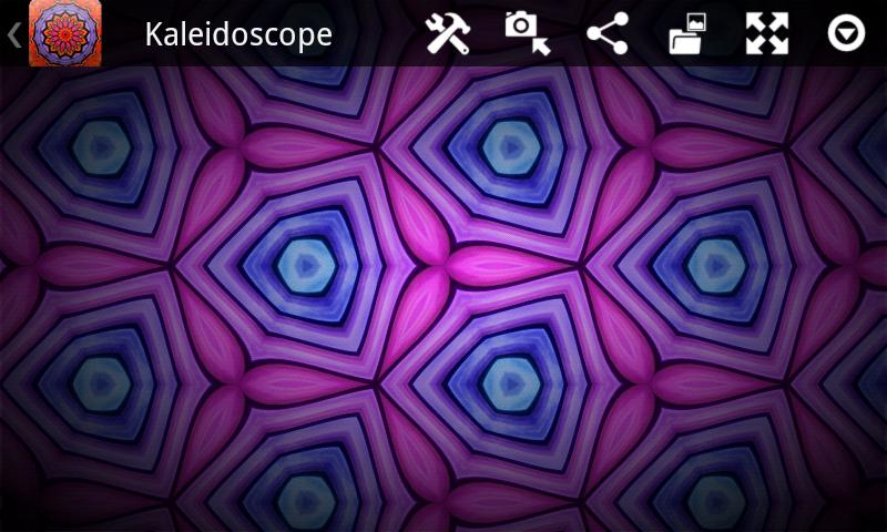 Kaleidoscope Ad-Free Upgrade - screenshot