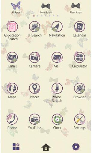 Cute Theme-Butterflies- 1.0 Windows u7528 2