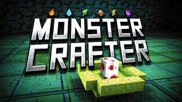 Screenshot of MonsterCrafter