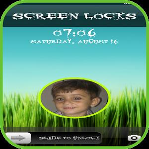 我的名字屏幕鎖定 娛樂 App LOGO-硬是要APP