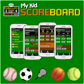 My Kid Scoreboard FREE