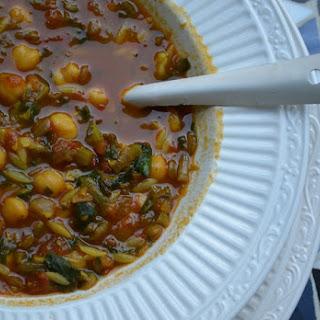Harira, the Moroccan Soup for Ramadan.