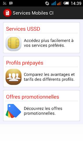 Services Mobiles Côte d'Ivoire