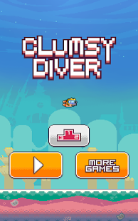 Clumsy Scuba Diver - screenshot thumbnail