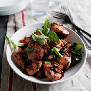 Thai Chicken with Basil