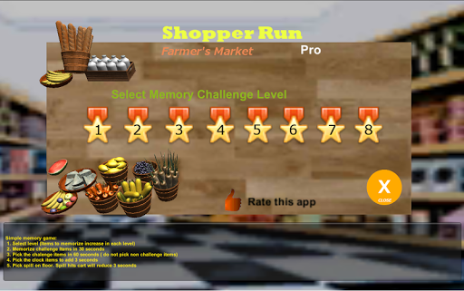 【免費家庭片App】Shopper Run Pro-APP點子