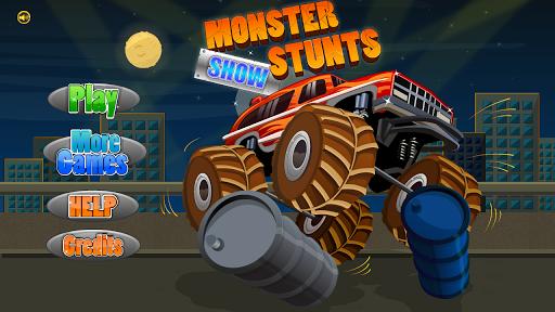 Monster Truck Stunts Driver