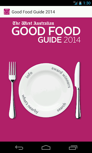 The West Good Food Guide 2014