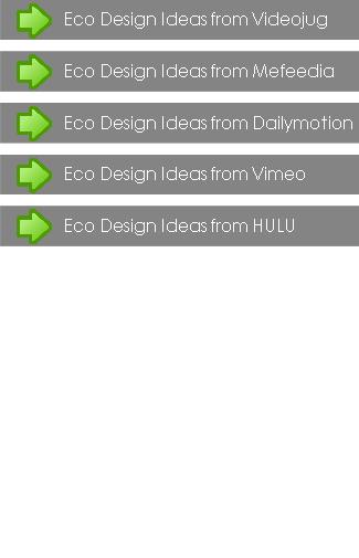 Eco Design Ideas