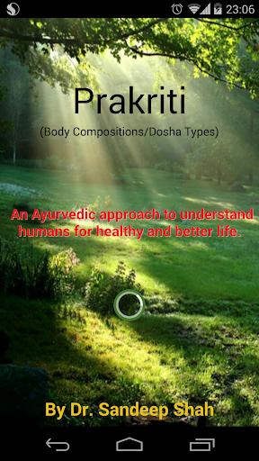 Prakriti Analysis Body Type