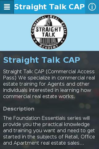 Straight Talk CAP
