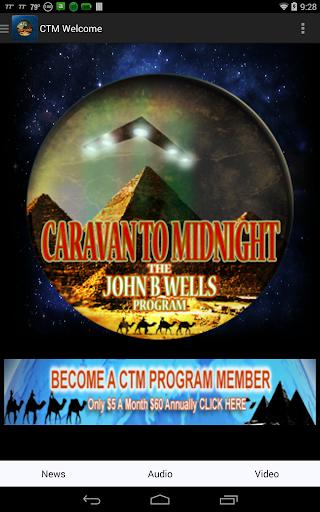 Caravan To Midnight