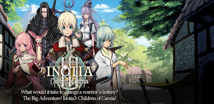 Inotia3 Children of Carnia apk