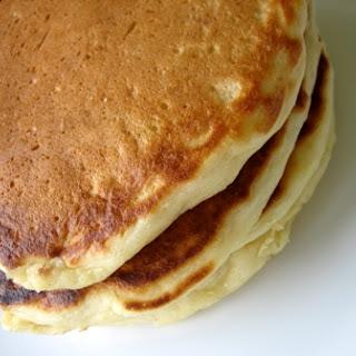 Instant Pancake Mix for Buttermilk Pancakes